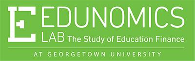 Edunomics Lab, the study of education finance at Georgetown University