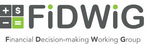 Financial Decision-making Working Group logo