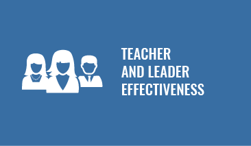 Teacher and leader effectivness